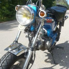 HONDA DAX 70cc