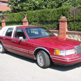 LINCOLN TOWN CAR '94