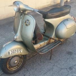 VESPA 150S '62